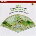 Bach: Violin Sonatas, BWV 1014-1023
