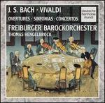 Bach, Vivaldi: Overtures, Sinfonias & Concertos