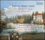 Bach vs. Haydn 1788/90: C.P.E. Bach Quartets Wq 93-95; J. Haydn Trios Hob. 15:15-17