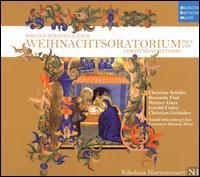 Bach: Weihnachtsoratorium, BWV 248 - Bernarda Fink (alto); Christian Gerhaher (bass); Christine Schäfer (soprano); Gerald Finley (bass); Werner Güra (tenor);...