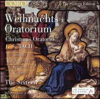 Bach: Weihnachtsoratorium - Catherine Wyn-Rogers (contralto); Catherine Wyn-Rogers (alto); Libby Crabtree (vocals); Libby Crabtree (soprano);...