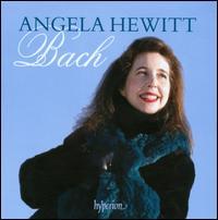 Bach - Angela Hewitt (piano)