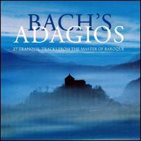 Bach's Adagios - Alain Marion (flute); Alison Bury (violin); Christophe Coin (viola da gamba); Crispian Steele-Perkins (trumpet);...