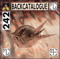 Back Catalogue - Front 242