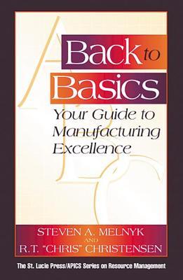 Back to Basics - Melnyk, Steven A