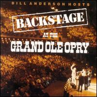 Backstage at the Grand Ole Opry - Various Artists
