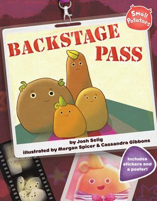 Backstage Pass - Selig, Josh