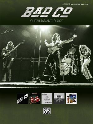 Bad Company Guitar Tab Anthology - Bad Company