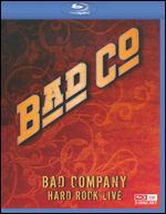 Bad Company: Hard Rock Live [DVD/CD] [Blu-ray] -