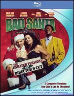 Bad Santa [Blu-ray] [Unrated] [Director's Cut]