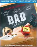 Bad Teacher [Unrated] [2 Discs] [Blu-ray/DVD]