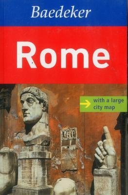 Baedeker Guide Rome - Baedeker