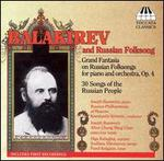 Balakirev and Russian Folksong
