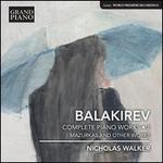Balakirev: Complete Piano Works, Vol. 3 - Mazurkas and other works