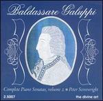 Baldassare Galuppi: Complete Piano Sonatas, Vol. 2