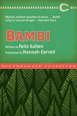 Bambi - Salten, Felix, and Correll, Hannah (Contributions by)
