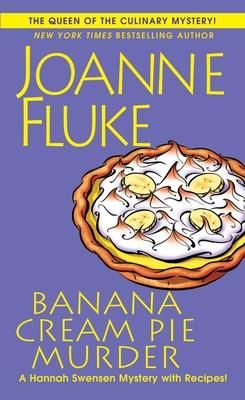 Banana Cream Pie Murder - Fluke, Joanne