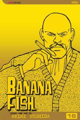 Banana Fish, Volume 16 -