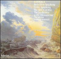 Bantock: Hebridean Symphony; Celtic Symphony; The Witch of Atlas; The Sea Reivers - Royal Philharmonic Orchestra; Vernon Handley (conductor)