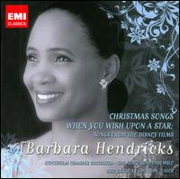 Barbara Hendricks sings Christmas & Disney Songs - Abbey Road Ensemble; Adolf Fredriks Musikklasser Children's Choir; Barbara Hendricks (soprano); Laurie Holloway (piano);...