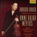 Barber, Bruch: Violin Concertos