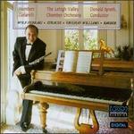 Barber: Canzonetta for Oboe and String Orchestra/Strauss: Concerto for Oboe and Small Orchestra/Wolf-Ferrari: Idillio