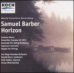 Barber: Horizon