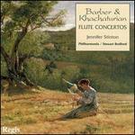 Barber & Khachaturian: Flute Concertos