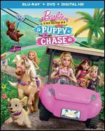 Barbie and Her Sisters in a Puppy Chase [Blu-ray] [2 Discs]
