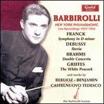 Barbirolli Live Recordings, 1937-1943