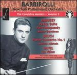 Barbirolli: The Columbia Masters, Vol. 3