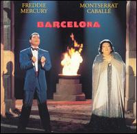 Barcelona - Freddie Mercury/Montserrat Caballé