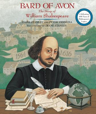 Bard of Avon: The Story of William Shakespeare - Vennema, Peter