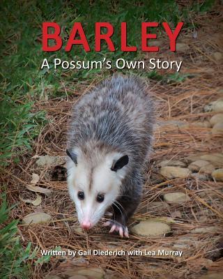 Barley, a Possum's Own Story - Diederich, Gail, and Murray, Lea