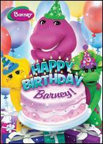 Barney: Happy Birthday, Barney! -