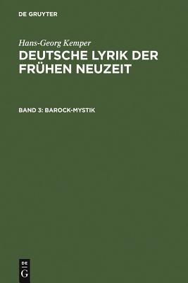 Barock-Mystik - Kemper, Hans-Georg