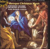 Baroque Christmas Music - Seattle Northwest Chamber Orchestra; Virginia Moore (continuo); Alun Francis (conductor)