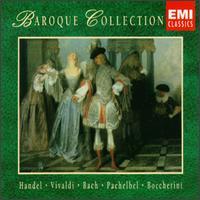 Baroque Collection - Albert Calvayrac (trumpet); Andre Bernes (trumpet); André Saint-Clivier (mandolin); Bernard Soustrot (trumpet);...
