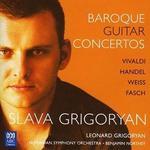 Baroque Guitar Concertos: Vivaldi, Handel, Weiss, Fasch