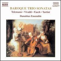 Baroque Trio Sonatas - Danubius String Quartet