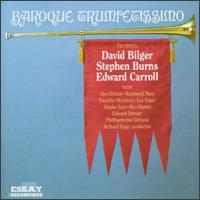 Baroque Trumpetissimo - Alex Holton (trumpet); Atsuko Sato (bassoon); Ben Harms (timbales); David Bilger (trumpet); Edward Brewer (harpsichord);...