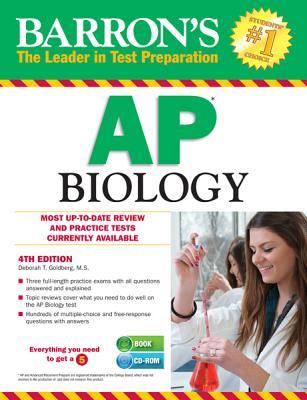 Barron's AP Biology , 4th Edition - Goldberg, Debora