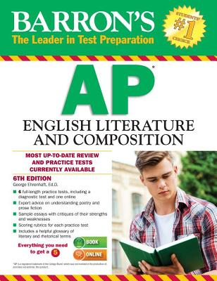Barron's AP English Literature and Composition - Ehrenhaft, George