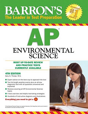 Barron's AP Environmental Science - Thorpe, Gary