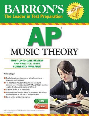 Barron's AP Music Theory - Scoggin, Nancy