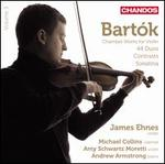 Bart�k: Chamber Works for Violin, Vol. 3