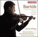 Bartók: Chamber Works for Violin, Vol. 3