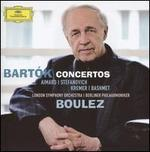 Bart�k: Concertos - Gidon Kremer (violin); Neil Percy (percussion); Nigel Thomas (percussion); Pierre-Laurent Aimard (piano); Tamara Stefanovich (piano); Yuri Bashmet (viola); Pierre Boulez (conductor)