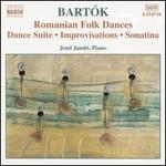 Bartók: Piano Music, Vol. 2