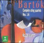 Bartók: String Quartets Nos 1 - 6
